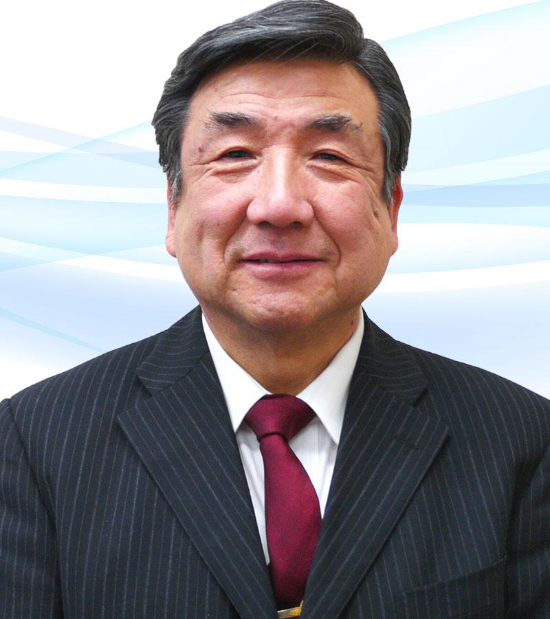理事長 海津嘉蔵