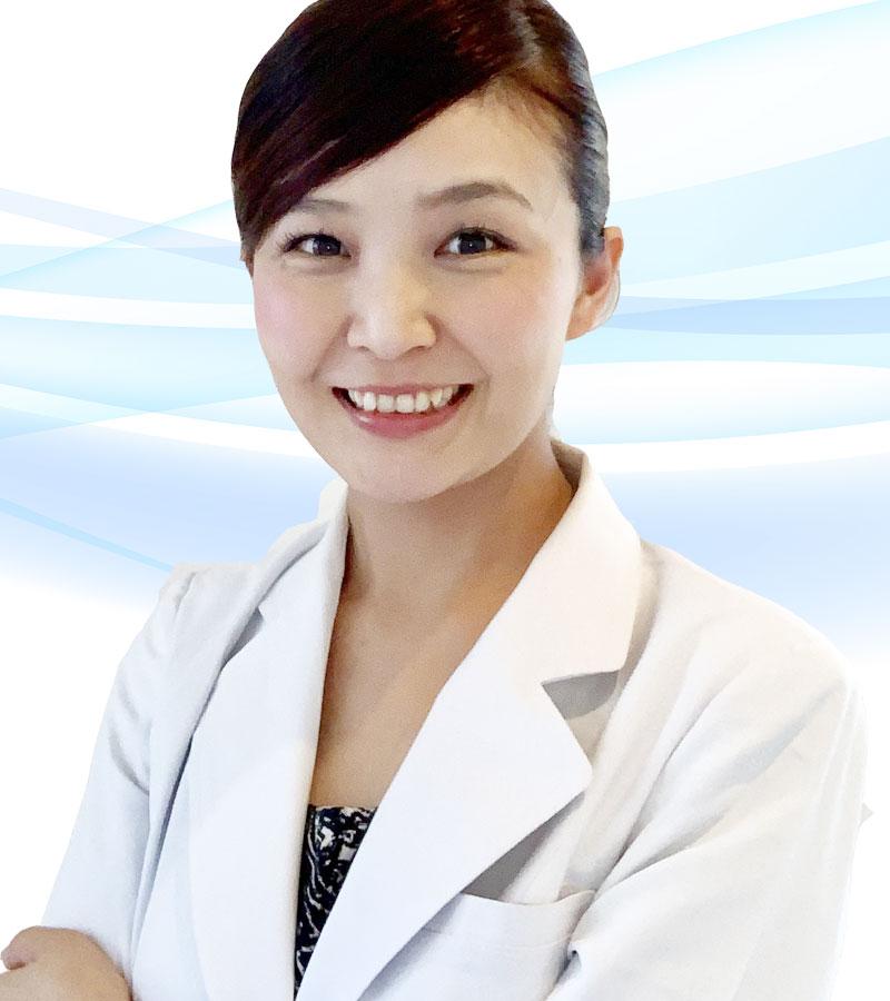 海津 梓奈子(かいづ しなこ)(医師)